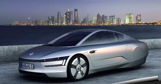 Volkswagen-XL1-2014-wallpaper