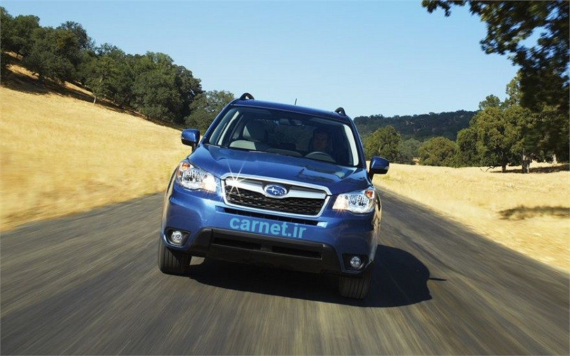 Subaru_Forester_Front