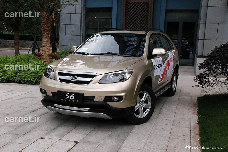 byd s6-1