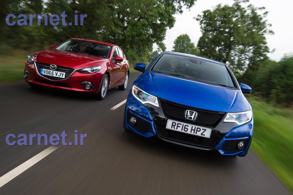 honda-civic-hatchback-vs-mazad3-1